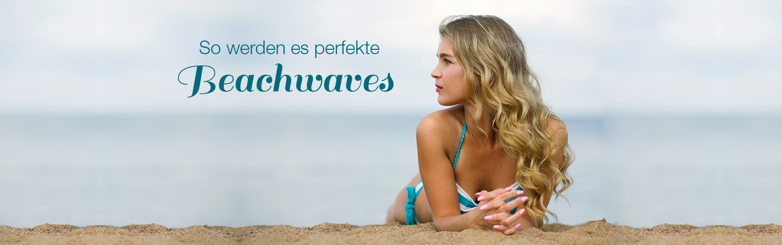 Alles zum Haartrend Beach Waves