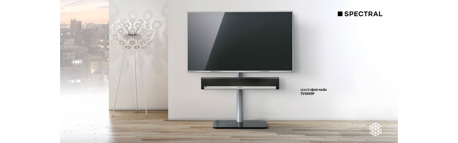 Spectral just-racks TV600SP