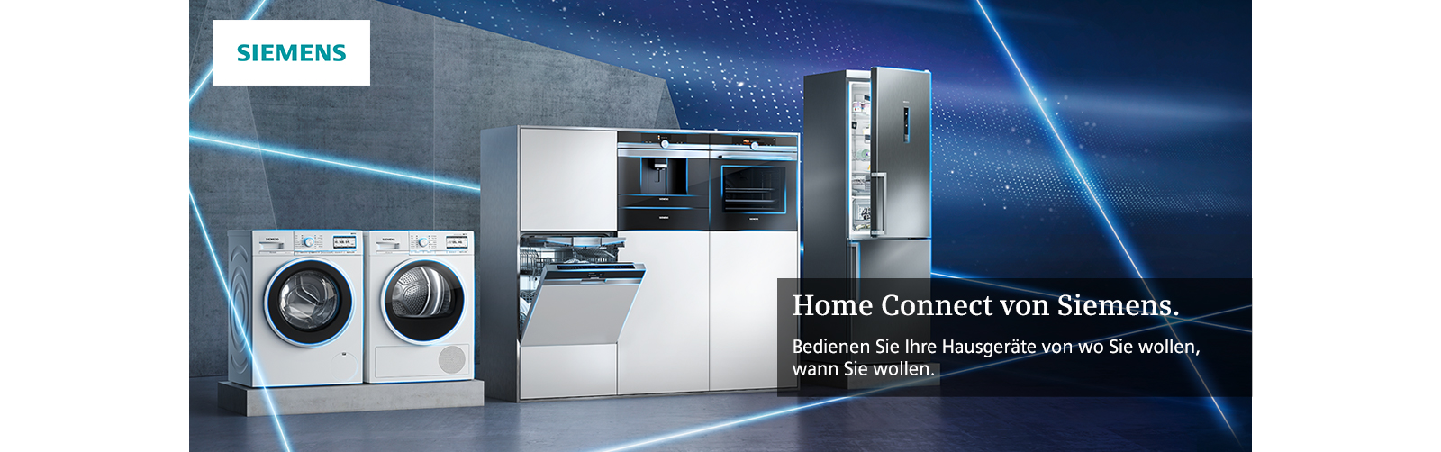 Siemens homeConnect