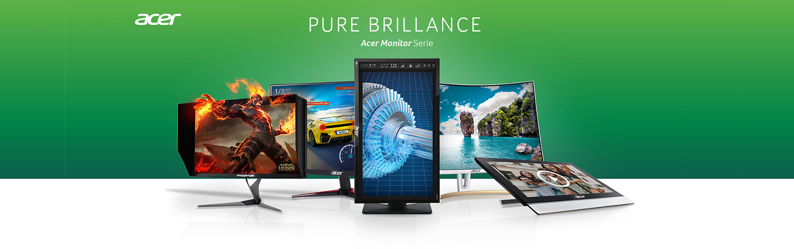 Acer Monitor Serie