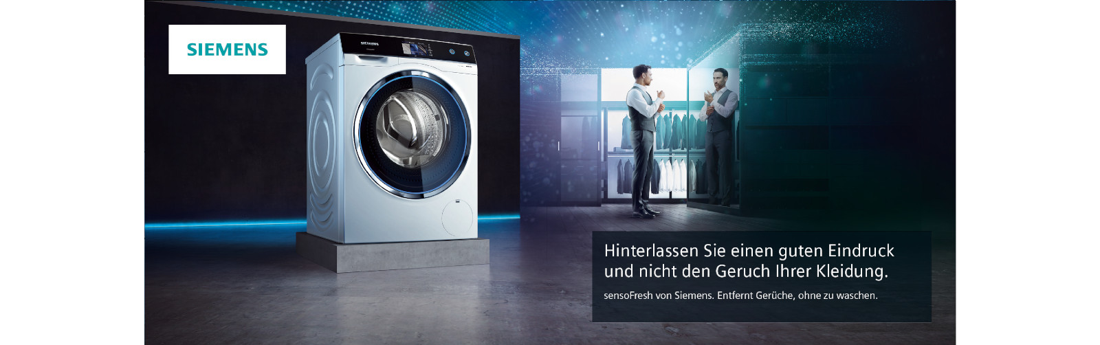 Siemens sensoFresh