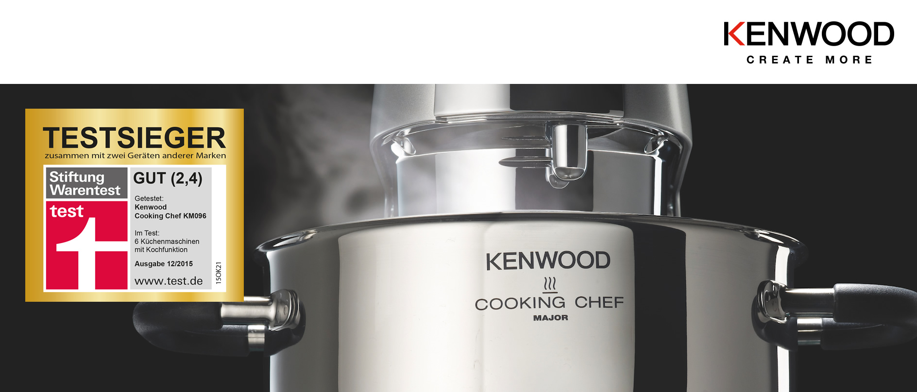 Kenwood - Cooking Chef